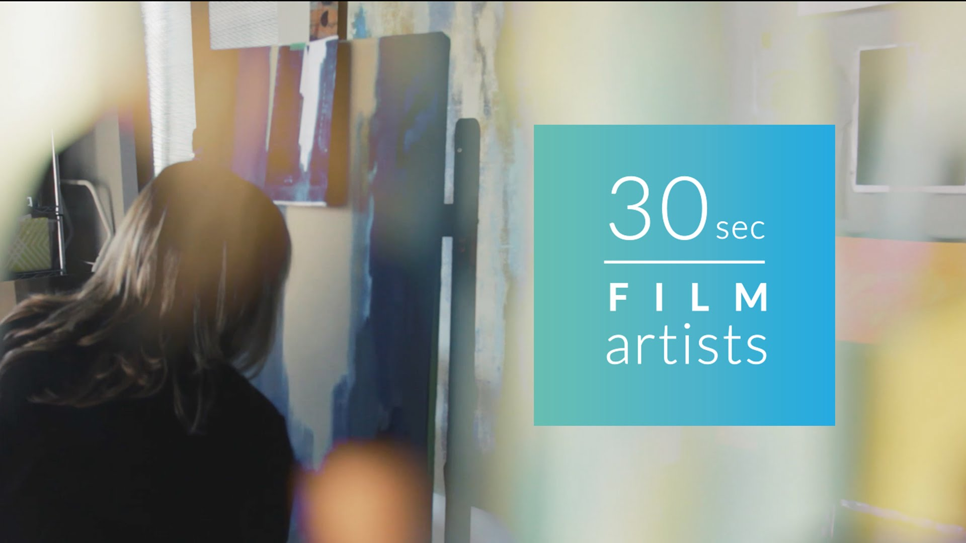 30sec film artists Vol.36 – Rita Vindedzis