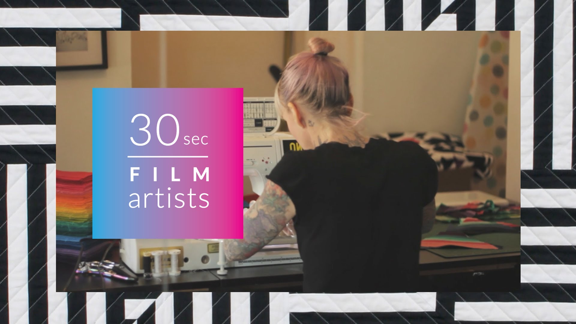 30sec film artists Vol.28 – Elizabeth Elliott