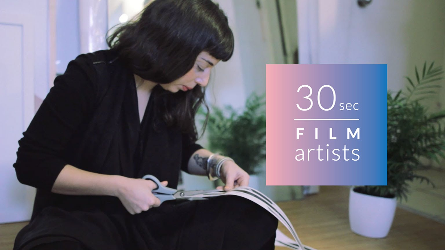 30sec film artists Vol.20 – Julia Campisi