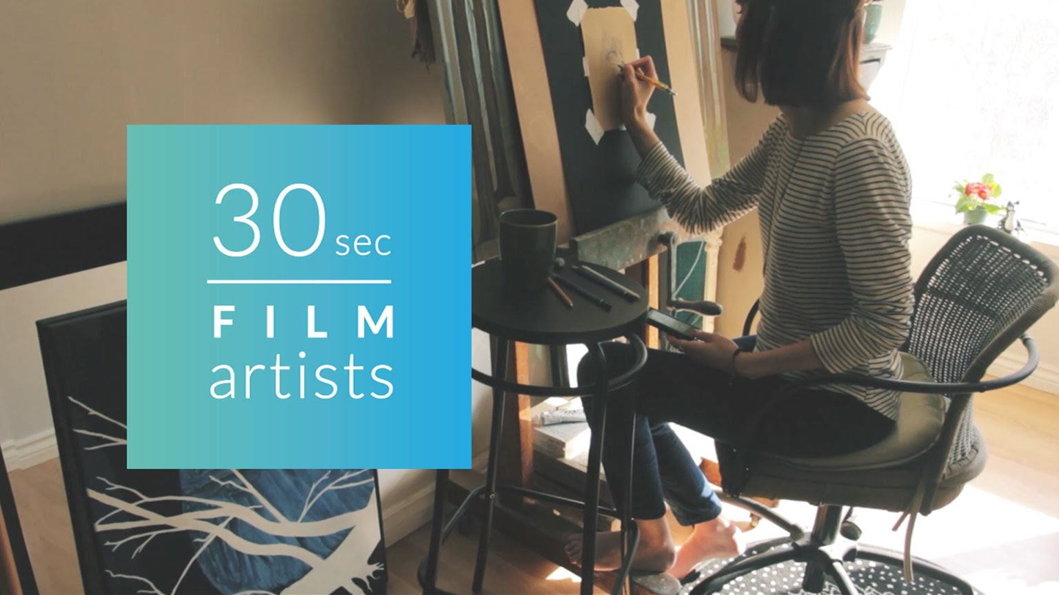 30sec film artists Vol.17 – Melissa Crook