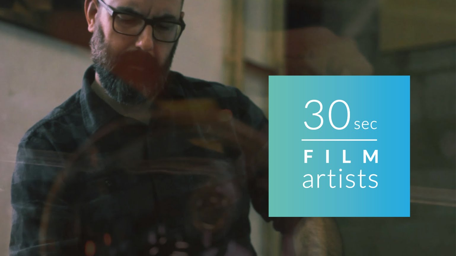 30sec film artists Vol.11 – Nick Chase
