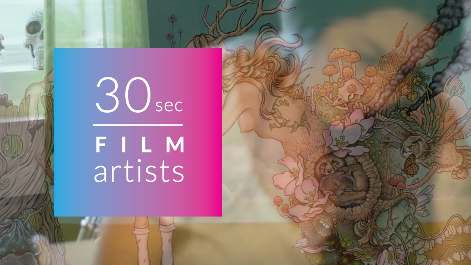 30sec film artists Vol.9 – Tara Krebs