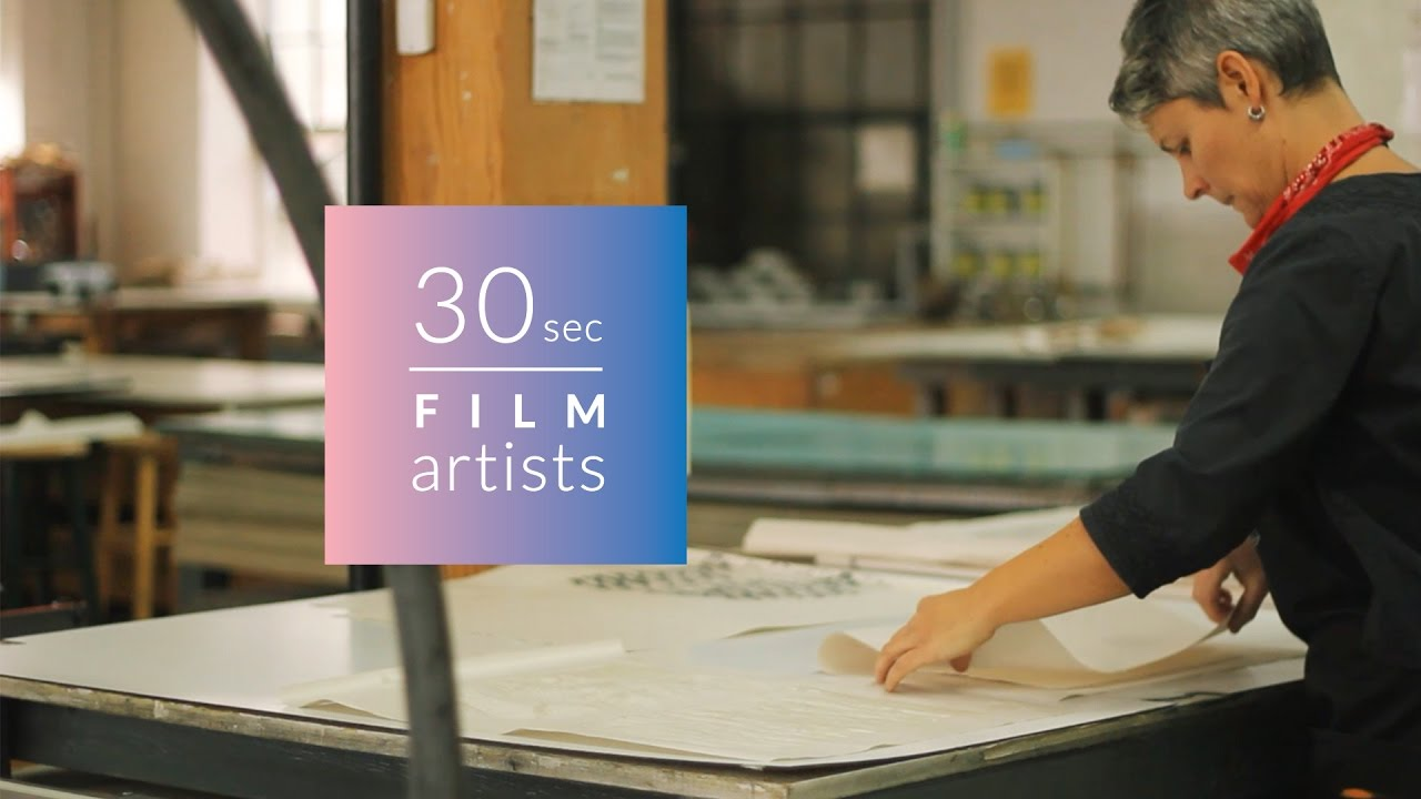 30sec film artists Vol.64 – Nadine Bariteau