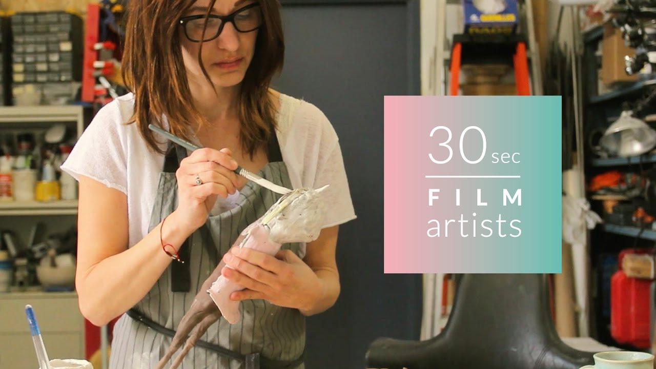 30sec film artists Vol.74 – Jeannie Pappas